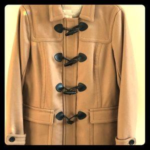 Women's Banana Republic wool coat never worn sz M